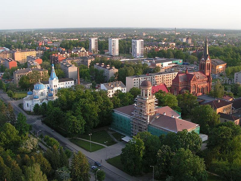 Западная Латвия