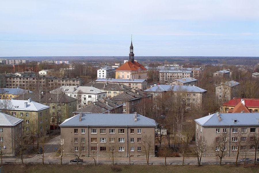 Восточная Эстония