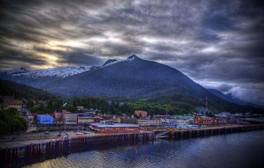Юго-восточная Аляска