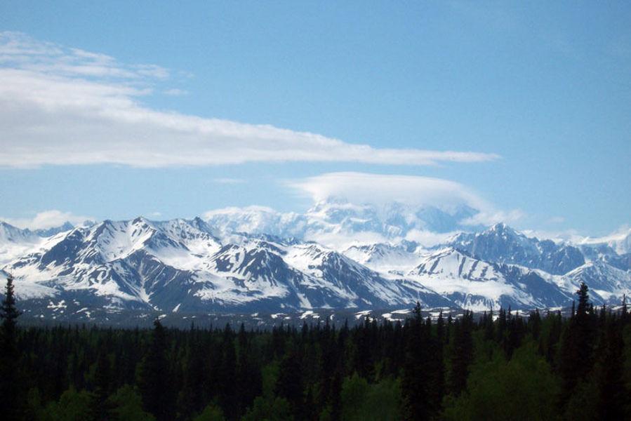 Запад Внутренней Аляски