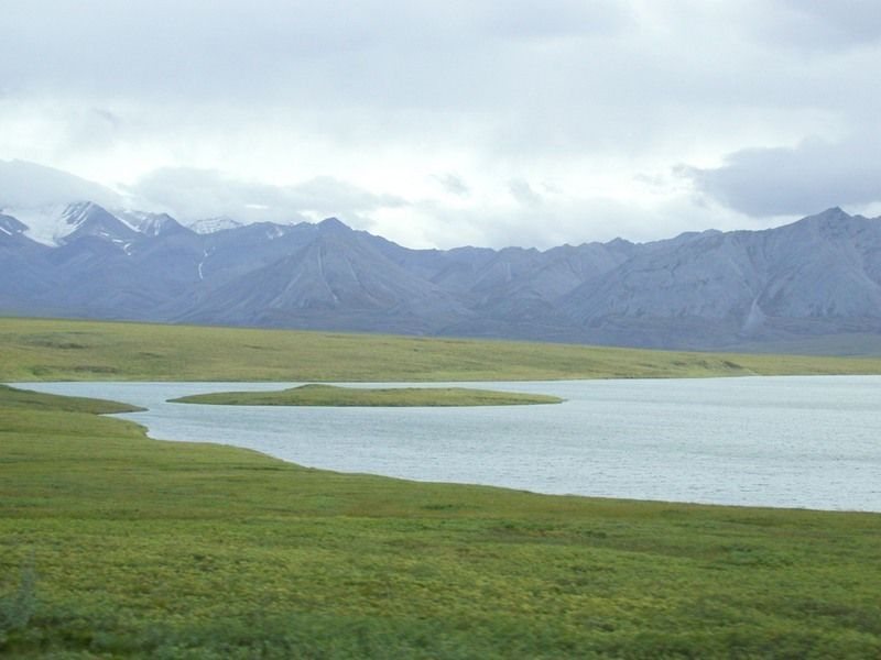 Полярная и западная Аляска