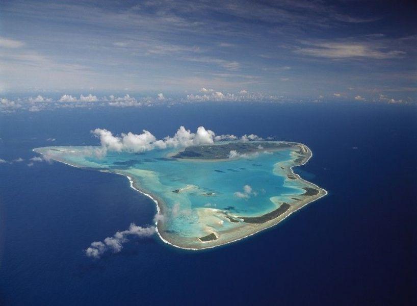 Остров Овалу