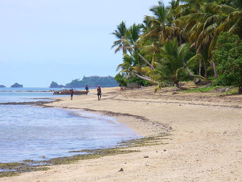 Остров Нуси-Бе