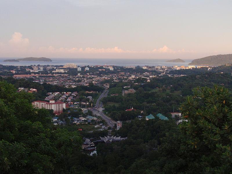 Кота-Кинабалу