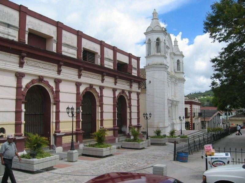 Санта-Роза-де-Копан