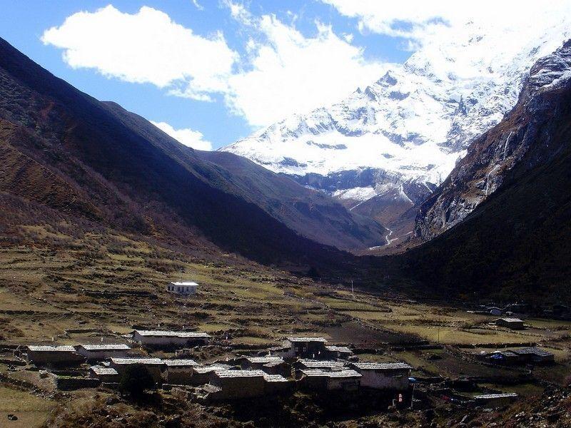 Деревня Лайа