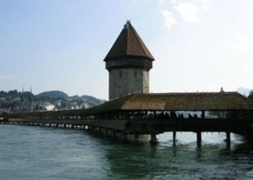 Часовенный мост