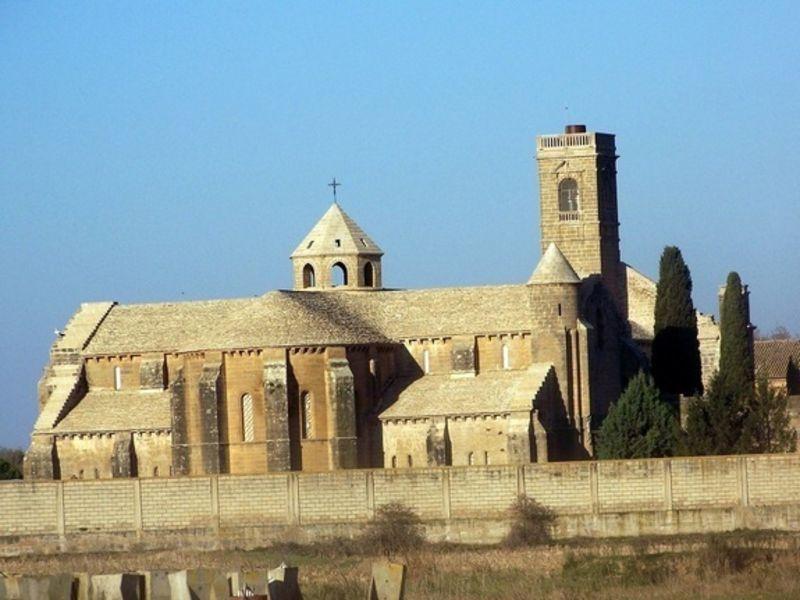 Монастырь Ла-Олива