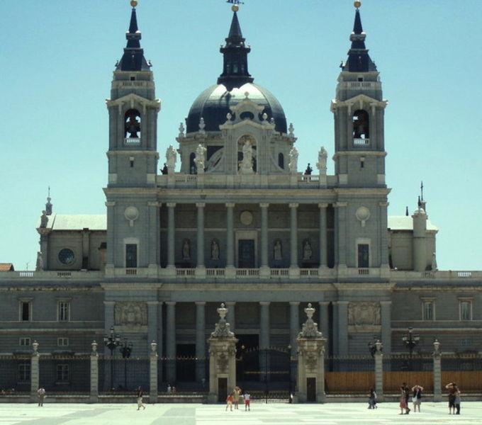 Катедраль-де-ла-Альмудена