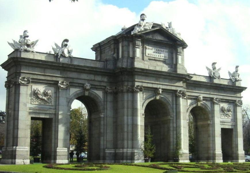 Пуэрта-де-Алькала