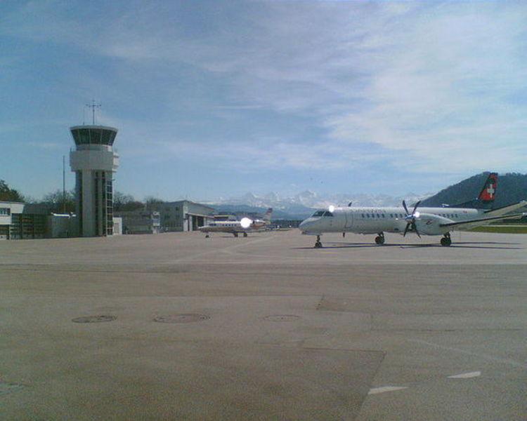 Аэропорт Belp (BRN)