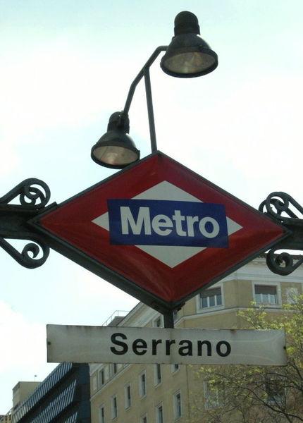 Калье-де-Серрано