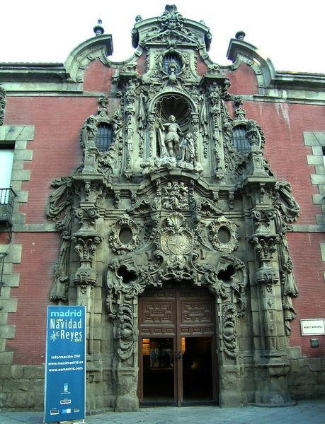 Муниципальный музей Мадрида