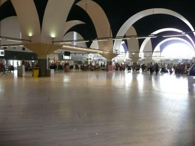 Аэропорт Севилья