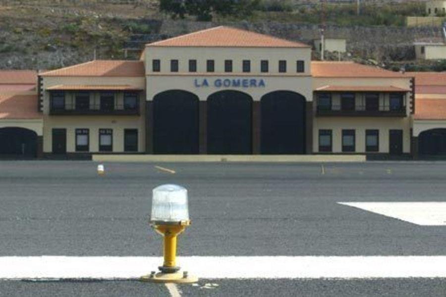 Аэропорт Ла Гомера