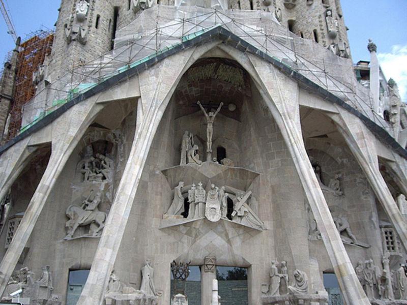 Фасад Страстей Христовых