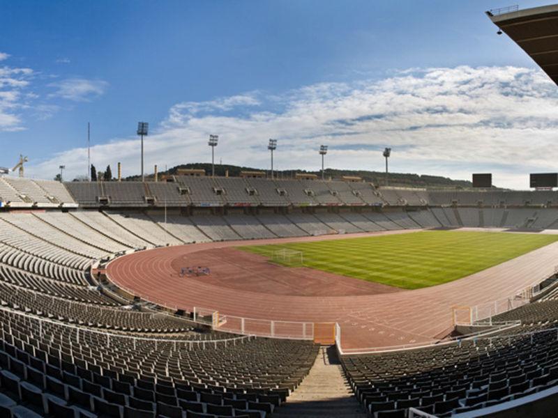 Олимпийский стадион имени Льюиса Компаниса