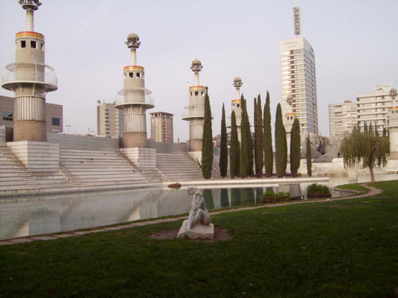 Парк Промышленной Испании