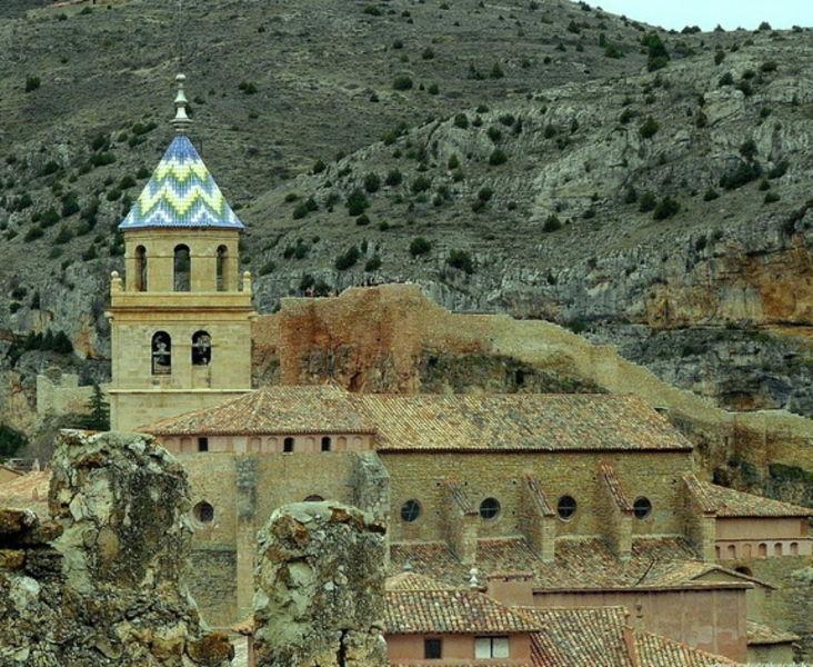 Собор Альбаррасина