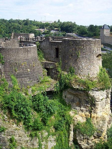 Крепость Люксембурга