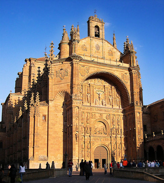 Церковь монастыря Сан-Эстебан