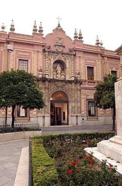 Музей изящных искусств в Севилье
