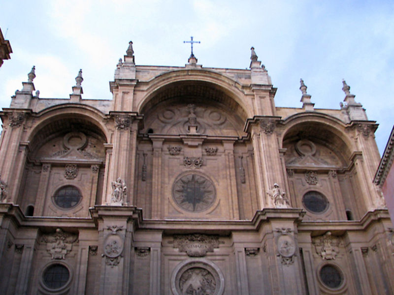 Кафедральный собор в Гранаде
