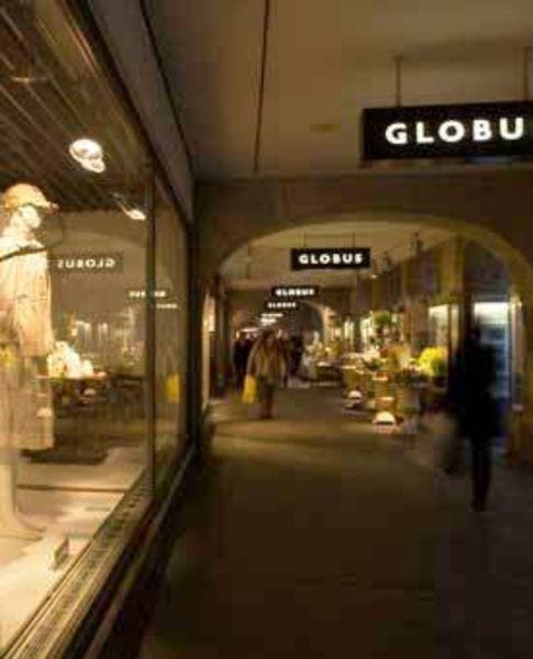 Globus Bern City