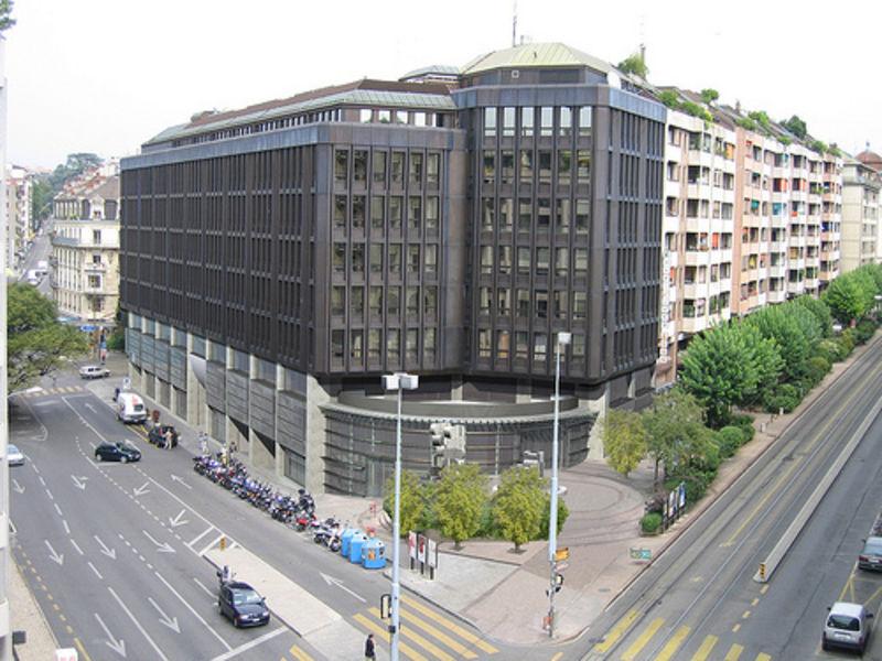 Centre Commercial Eaux Vives