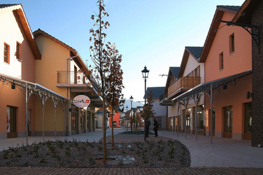 Alpenrhein Village Outlet