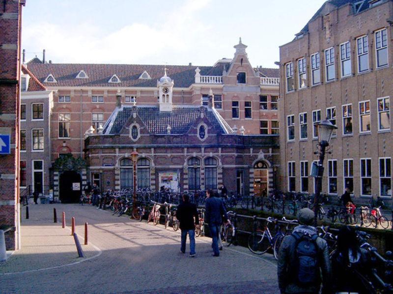 Университетский квартал, Амстердам