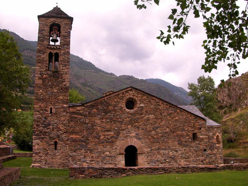 Церковь Эсглесия-де-Сен-Марти