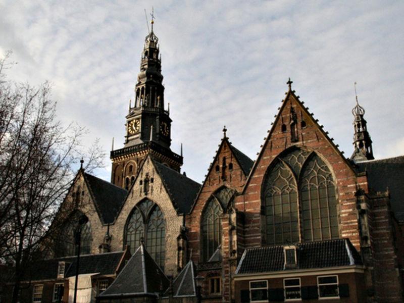 Ауде Керк (Старая церковь)