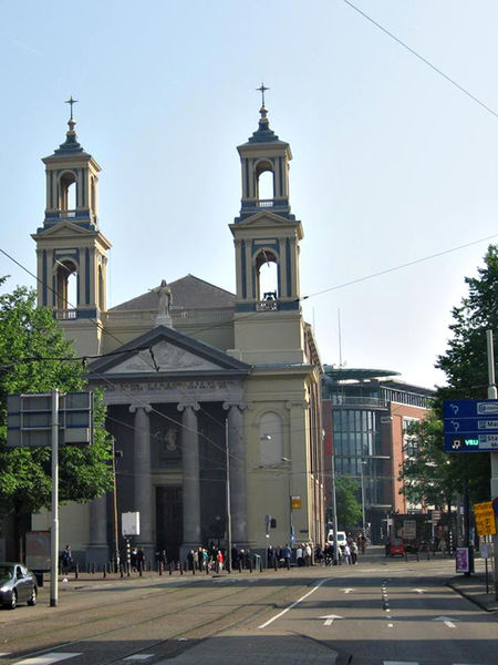 Церковь Моисея и Арона