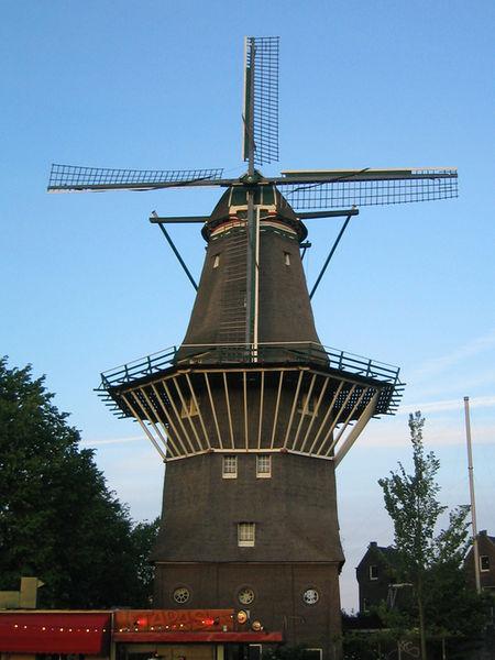 Ветряная мельница Де Гойер