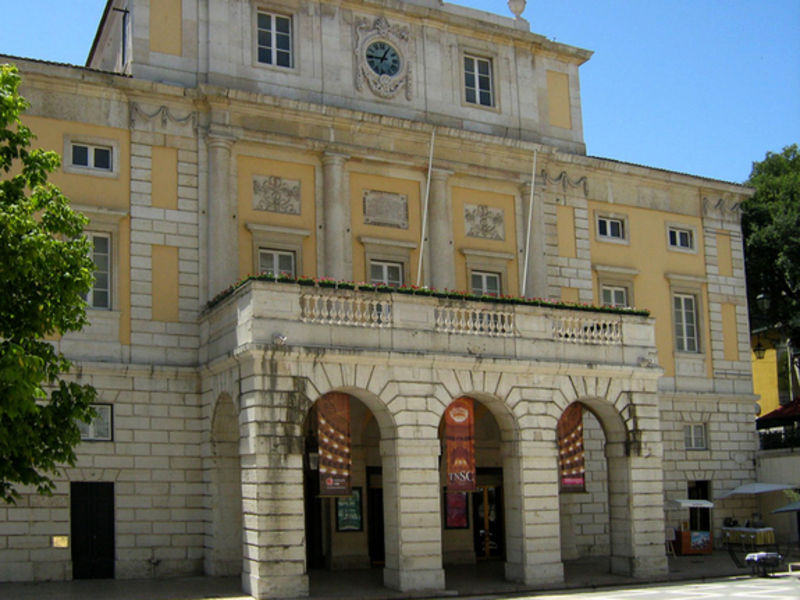 Национальный театр Сан-Карлуш