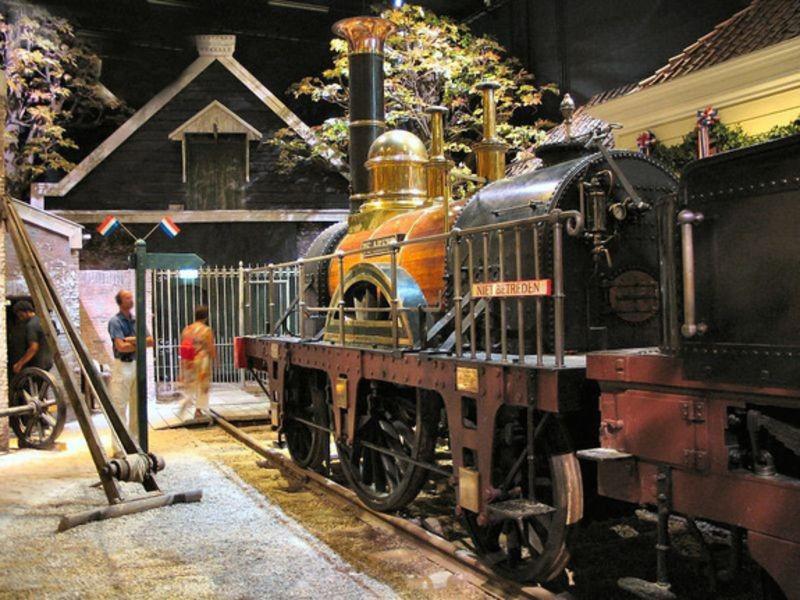 Нидерландский музей железных дорог