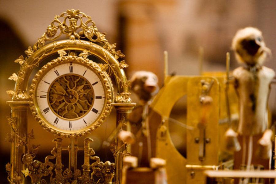 Музей часов с боем