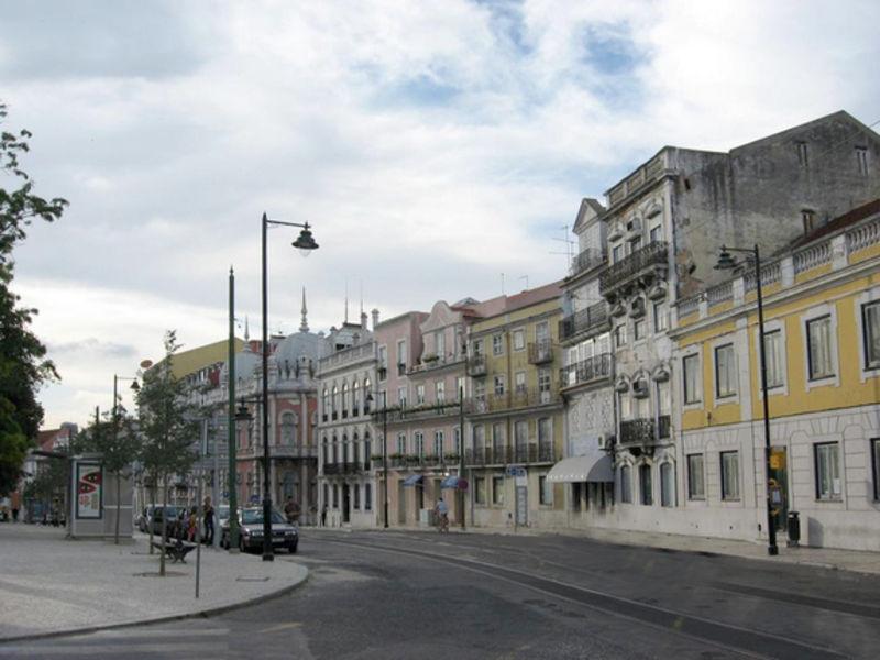 Площадь Принсипе Реал