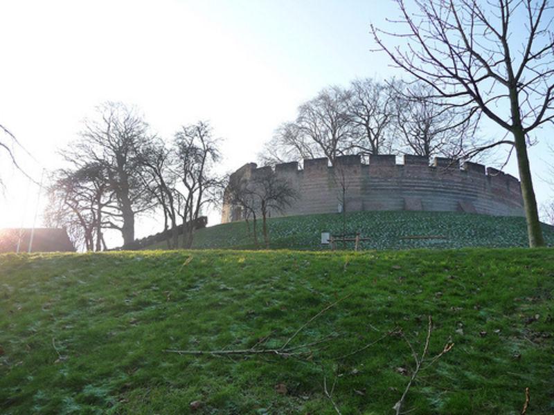 Крепость Бурхт