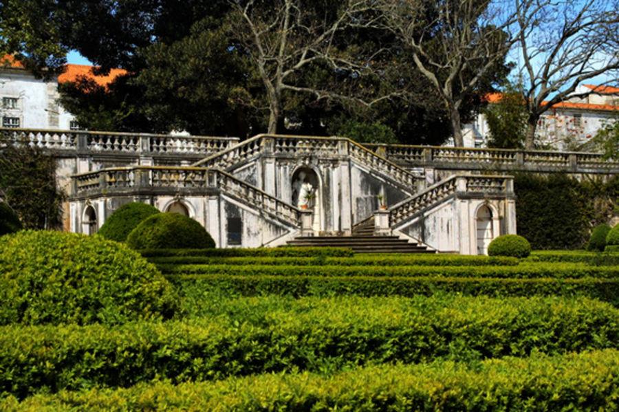 Ботанический сад Ажуда