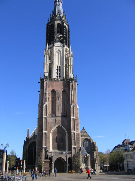 Новая церковь, Делфт