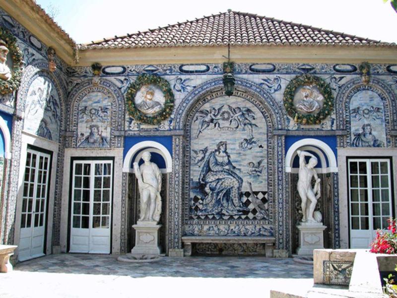 Дворец Фронтейра