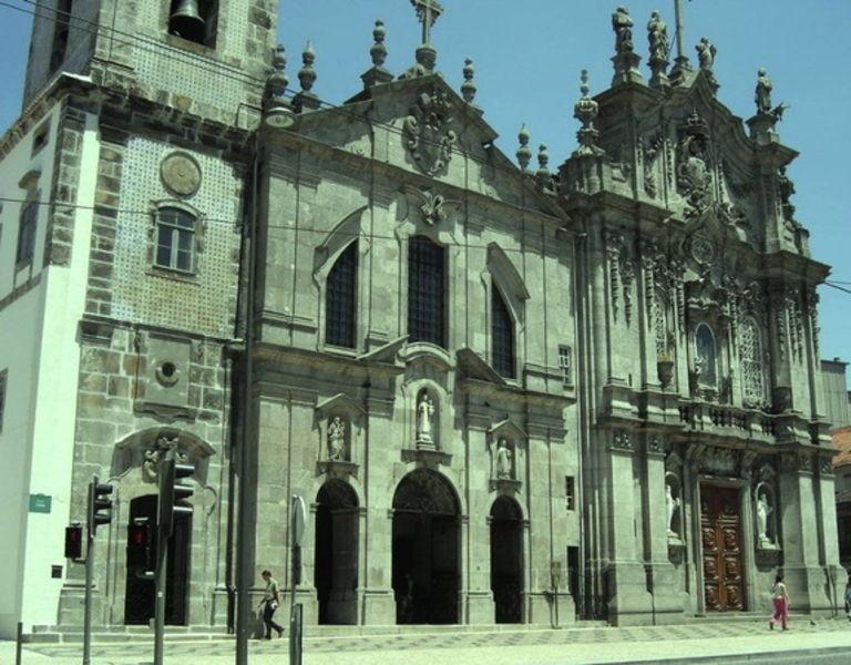 Церковь кармелитов в Порту