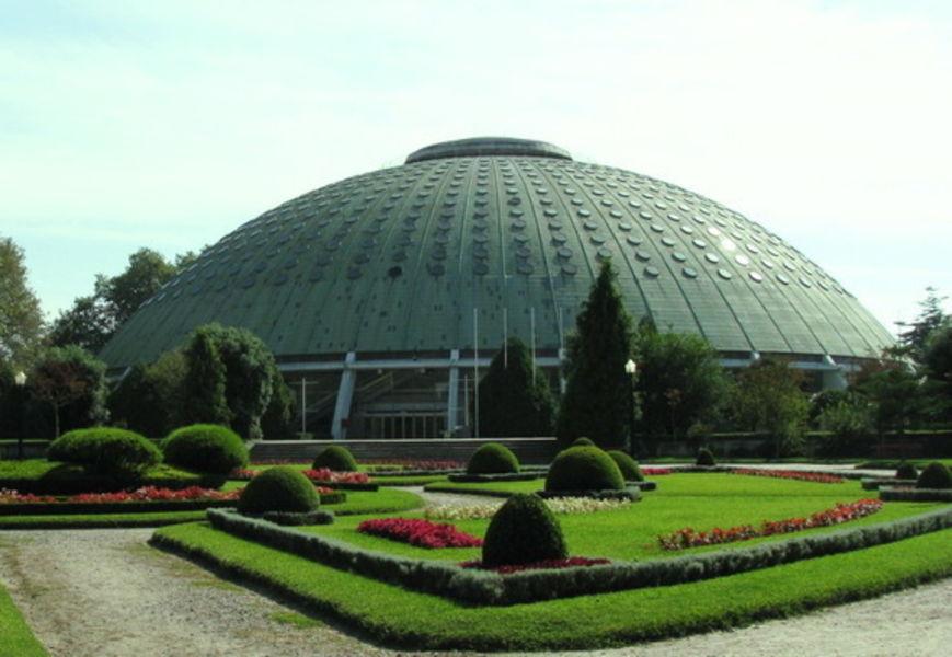 Сад Хрустального Дворца