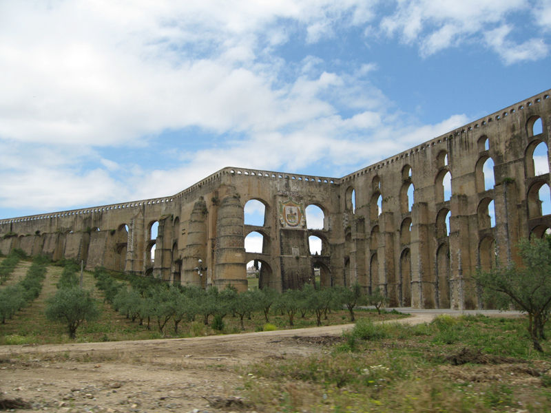 Акведук Аморейра
