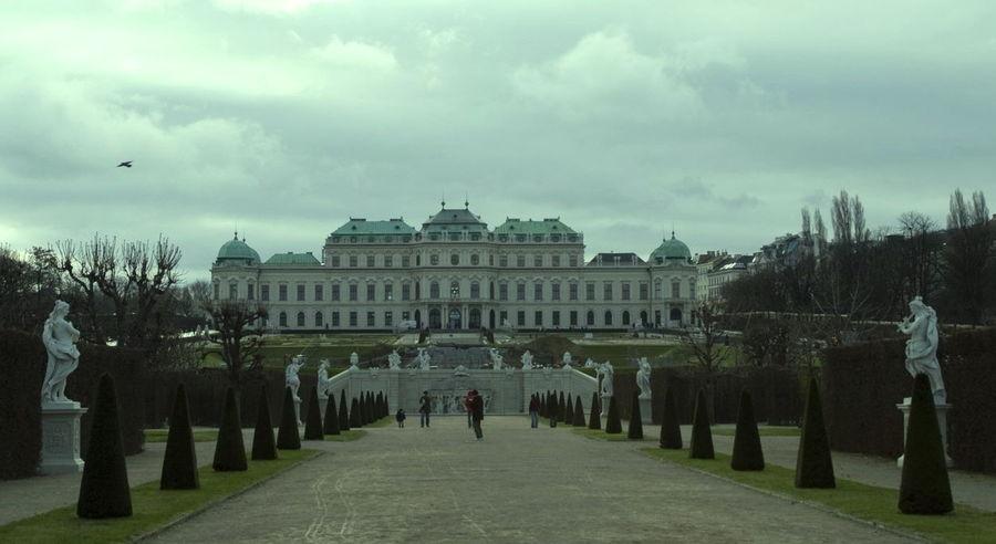 Зимний дворец принца Евгения
