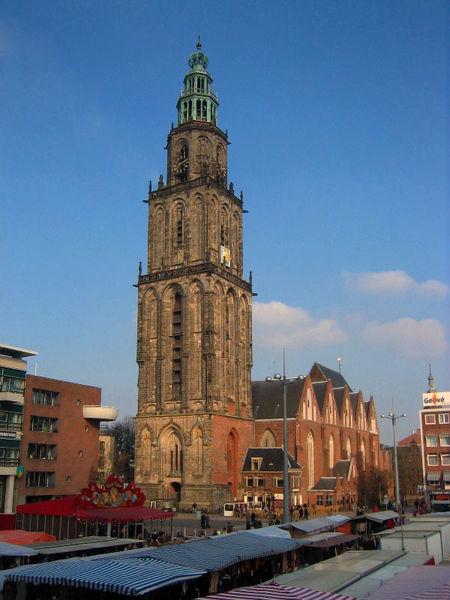 Церковь и колокольня Св. Мартина