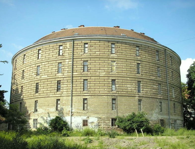 Старая городская больница