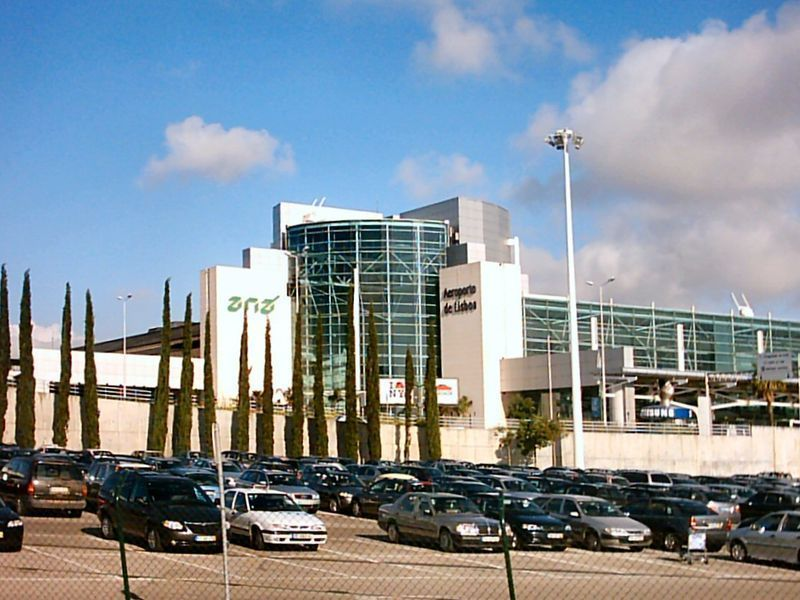 Портела Аэропорт